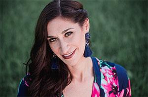 Sarah Aroeste, voice